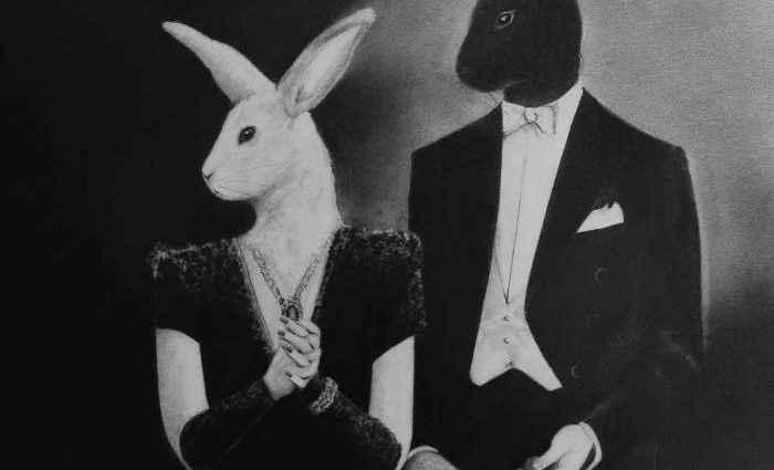 Сюрреалистические изображения людей в облике животных. Lee Boyd 1
