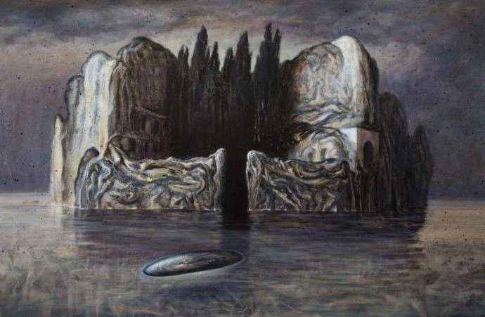 Армянский художник. Levon Avagyan 44