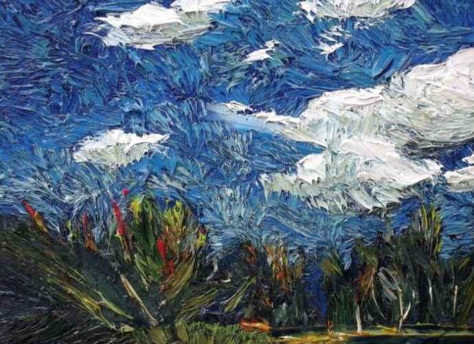 Масляные краски. Lia Aminov 35