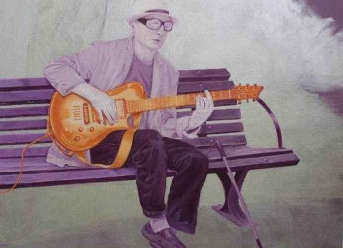 Израильский художник. Lia Kaufman 85