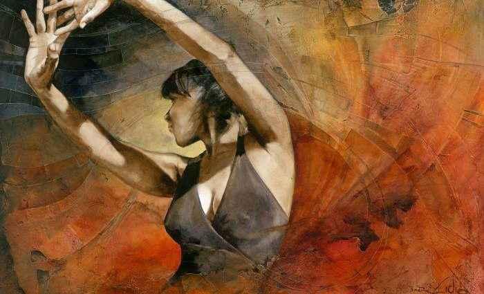Мир спокойствия и гармонии. Lidia Wylangowska 1