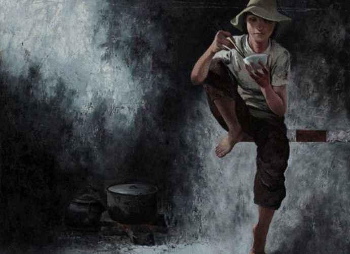Вьетнамский художник. Lim Khim Ka Ty 29