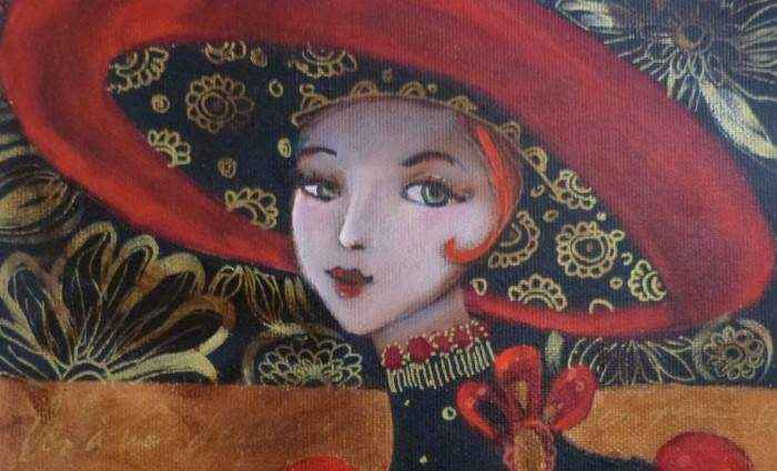Мой мир - о поэзии, романтике и фантазии. Loetitia Pillault 1