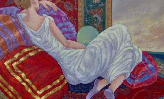 Аргентинский художник. Luis Cohen Fuse 1