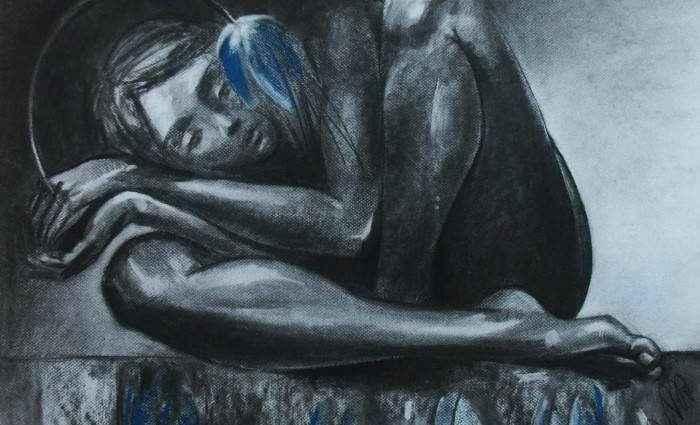 Британский художник. Lyubov Rasic 1