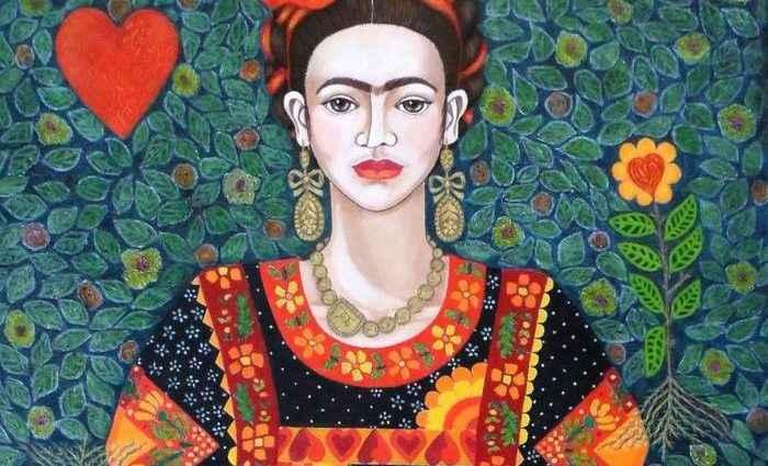 Сочетание цвета и боли. Чилийский художник. Madalena Lobao-Tello 1