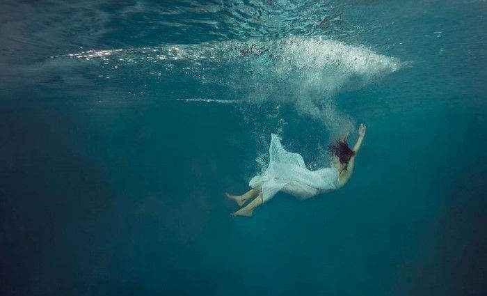 Подводная фотография. Mallory Morrison 1