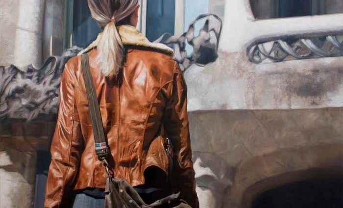 Гипер-реалистичные картины. Marc Figueras 1