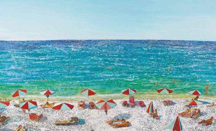 Чистое удовольствие от летних каникул на греческих островах. Maria Filopoulou 1