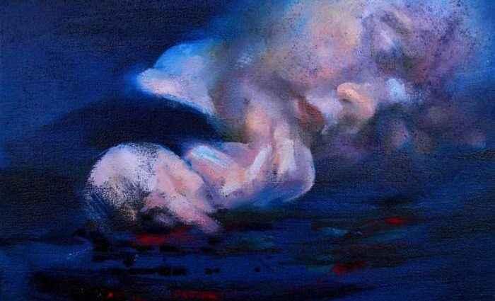 Греческий художник. Maria Xagorari 1