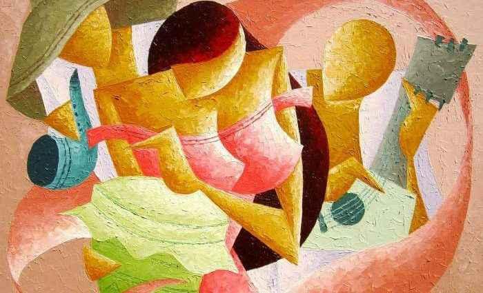 Филиппинский художник. Marilyn M. Magpantay 1