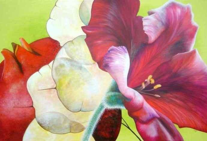 Голландский цветок. Marjolein Roeffel 168