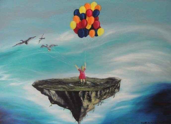 Аргентинский художник. Martha De Cunha 302