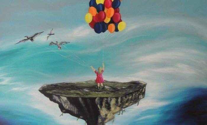 Аргентинский художник. Martha De Cunha 1
