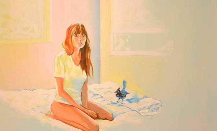 Британский художник. Martin Varennes-Cooke 1
