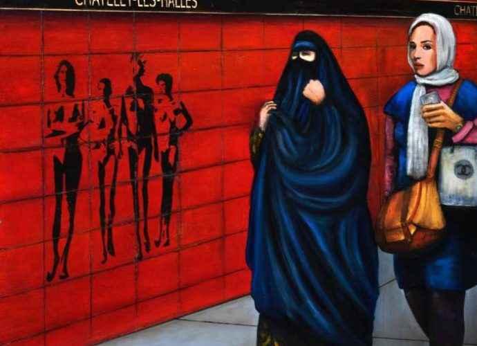 Метро и городской мир. Miguel Moran 268