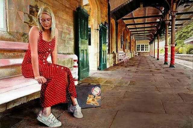 Британский художник-реалист. Mike Smith 16+ 1