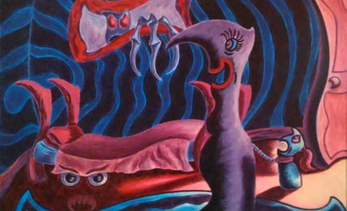 Британский художник. Natasha Mitchell 1