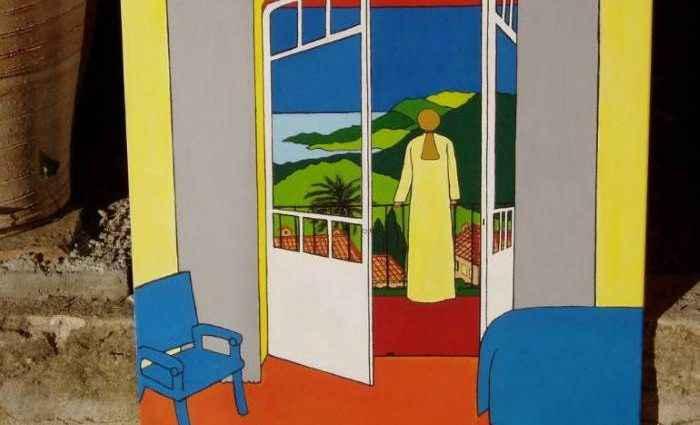 Британский художник. Neville Moray 1