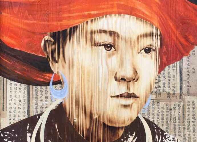 Вьетнамский художник. Ngo Van Sac 41