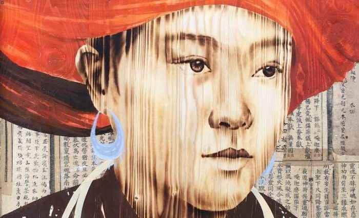 Вьетнамский художник. Ngo Van Sac 1