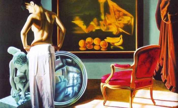 Румынский художник. Nicolae Maniu 1
