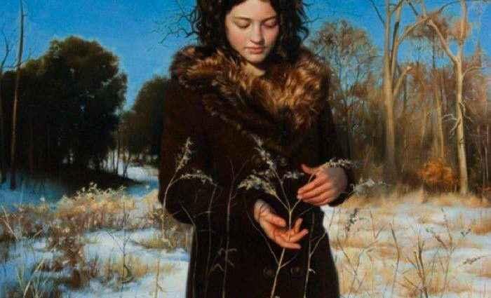 Живопись маслом. Katherine Stone 1