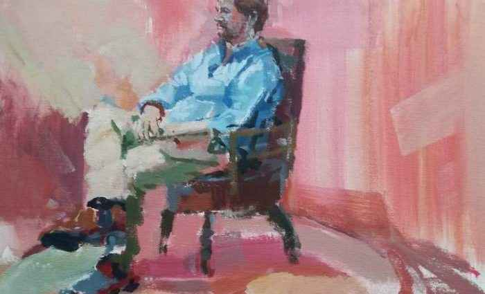 Британский художник. Philip Tyler 1