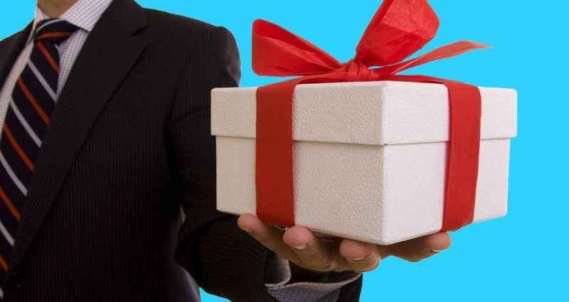 Искусство делать подарки 1