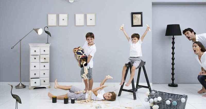 Особенности семейной фотосъемки 1