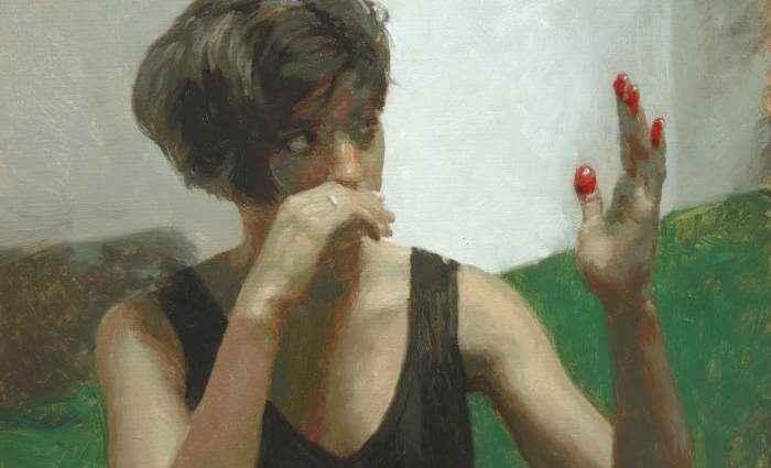 Испанский художник. Rafel Bestard 1