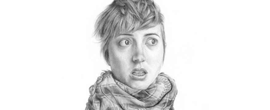 Рисунки карандашом. Rena Littleson 1