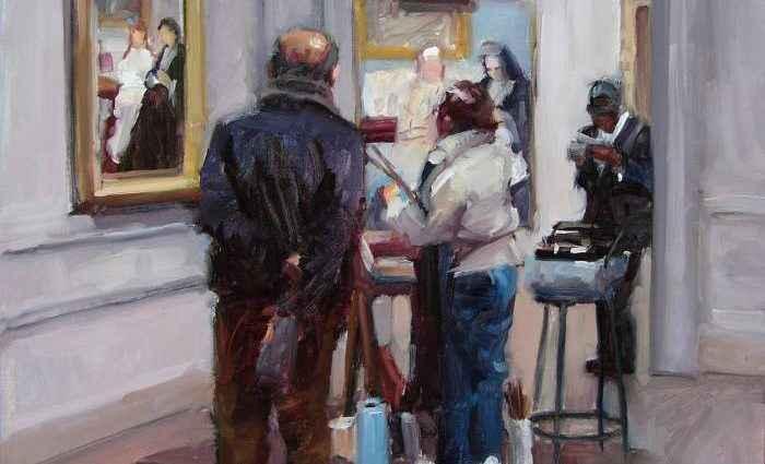 Выразительные произведения искусства. Robin Cheers 1