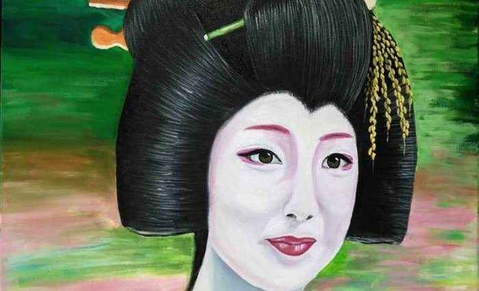 Испанский художник. Rosa Fernandez 1
