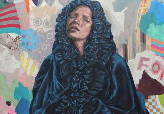 Колумбийская художница. Rossina Bossio 121