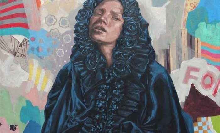 Колумбийская художница. Rossina Bossio 1