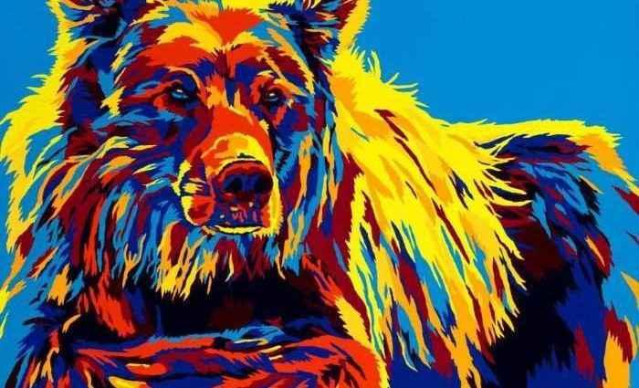 Животные и искусство. Shai Steiner 1