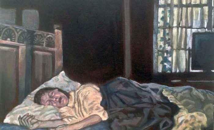 Британский художник. Sharyn Osborne 1