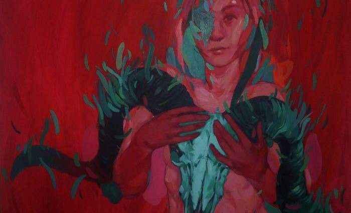 Молодой болгарский художник. Simona Ruscheva 1