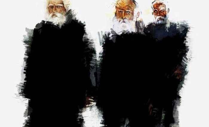 Азербайджанский художник. Сиявуш Мамедов 1