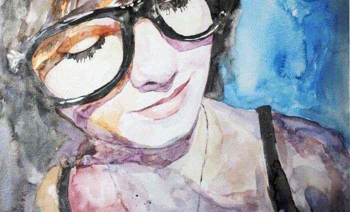 Молодой британский художник. Stefan Harris 1
