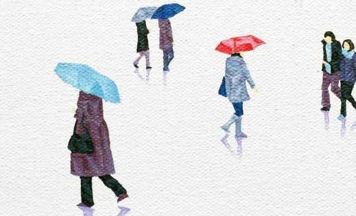 Картины в стиле минимализм. Stephanie Ho 1