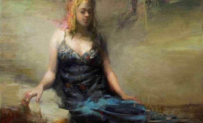 Красивые и гармоничные работы. Корейский художник. Taeil Kim 1