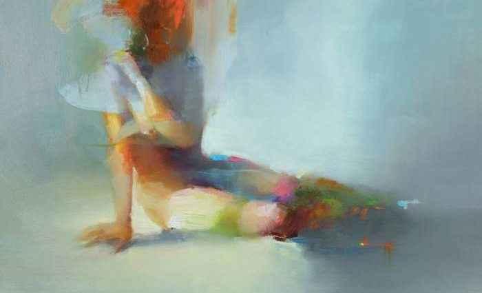 Южнокорейский художник. Taeil Kim 1