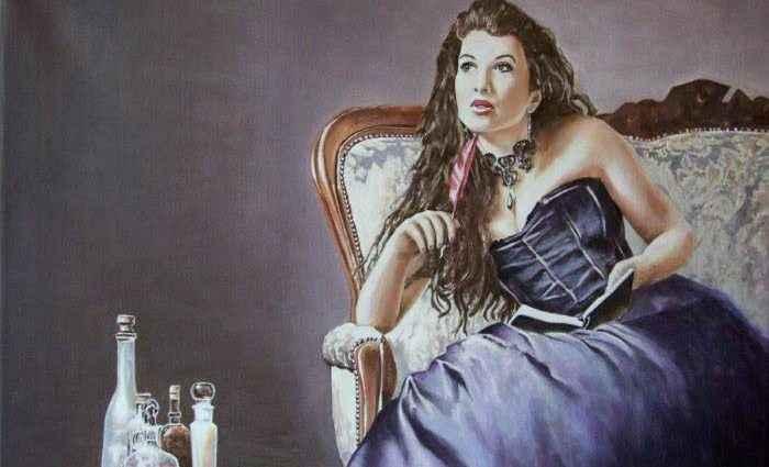 Современный британский художник. Andy Lloyd 1
