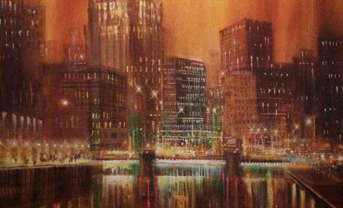 Романтика ночного города. Tom Shropshire 1