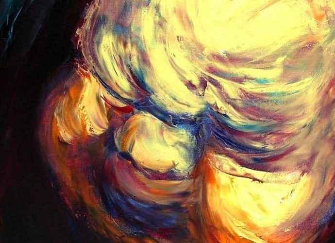 Невероятные картины. Вьетнамский художник. Tran Tuan 25