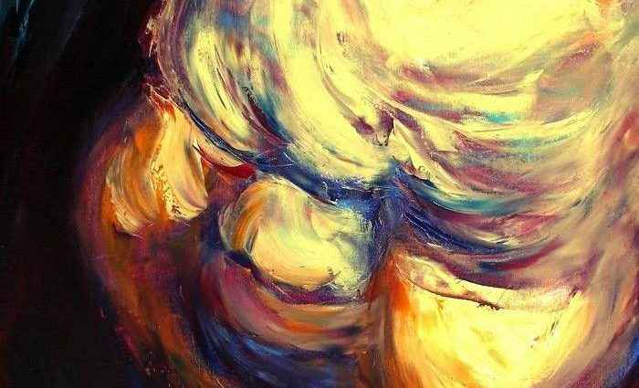 Невероятные картины. Вьетнамский художник. Tran Tuan 1