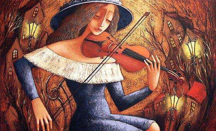 Украинский художник. Viacheslav Koretskiy 1