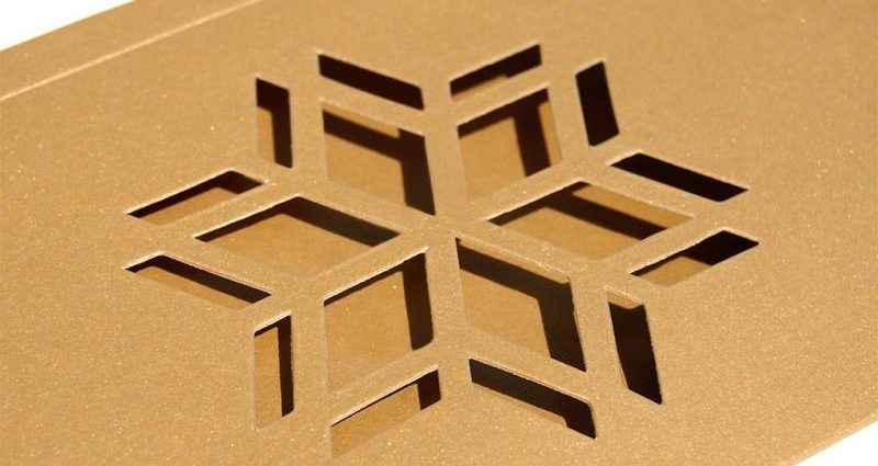 Что такое высечка в типографии? Как делают высечку? 1
